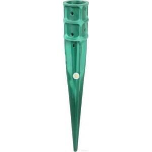 Забивная опора для столба зеленая 610x81x1 шт.