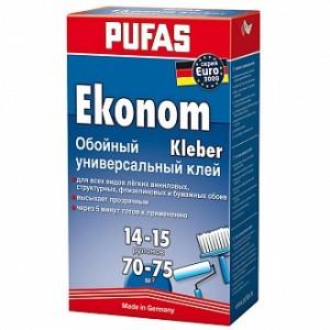 Клей для обоев PUFAS Econom 500 г