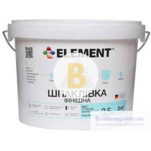 Шпаклевка Element 3,5 кг