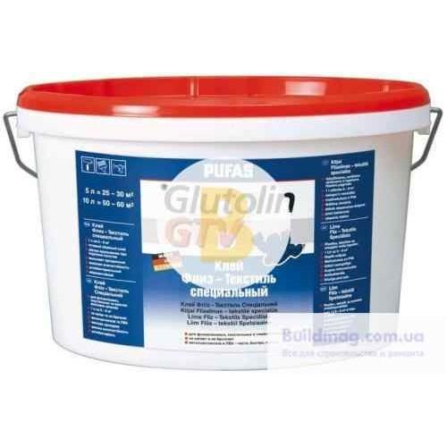 Клей для обоев PUFAS Glutolin GTV 10 л