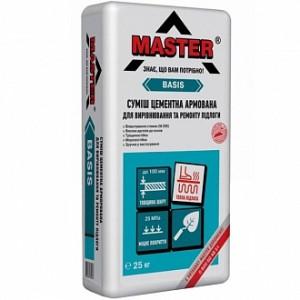 Стяжка для пола Master ® BASIS 25кг