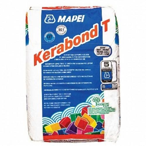 Клей для плитки Mapei Кerabond T 25кг