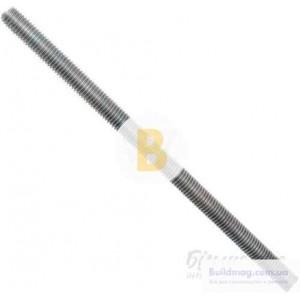 Стержень метрический резьбовой ЦБ DIN 975 14x1000 мм 1 шт клас прочности 5,8