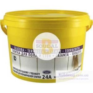 Клей для плитки SOUDAL 24 А 5кг