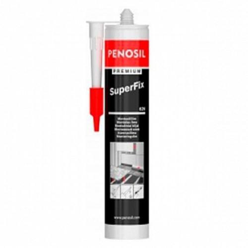 Монтажный клей PENOSIL Super Fix белый 310 мл