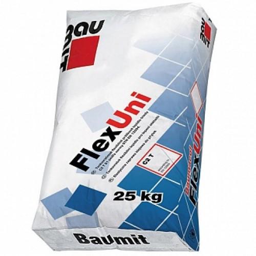 Клей для плитки Baumit Baumacol Flex Uni 25кг