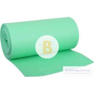 Подложка изоляционная Verdani зеленая 0,5x10 м 4 мм