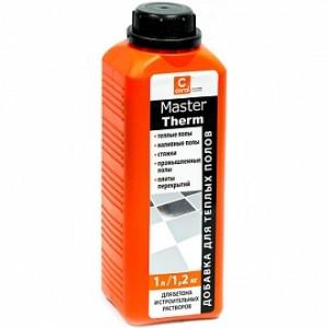 Добавка для тёплого пола Coral MasterTerm 1 л