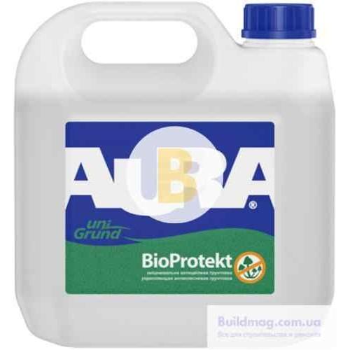 Антигрибковая грунтовка Aura Unigrund BioProtekt фунгицидная 5 л