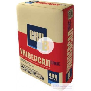Цемент CRH ПЦ II/Б-Ш 400 25кг