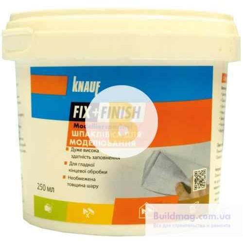 Шпаклевка Knauf F+F для моделирования 250 мл