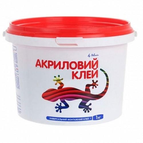 Клей акриловый Polimin универсальный Polimin 1 кг