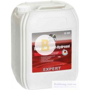 Грунтовка глубокого проникновения Dufa Tiefgrund Acryl-Hydrosol DE 800 10 л
