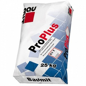 Клей для плитки Baumit Pro Plus 25кг