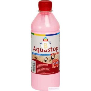 Грунтовка глубокого проникновения Eskaro Aquastop Professional концентрат 1:10 0.5 л