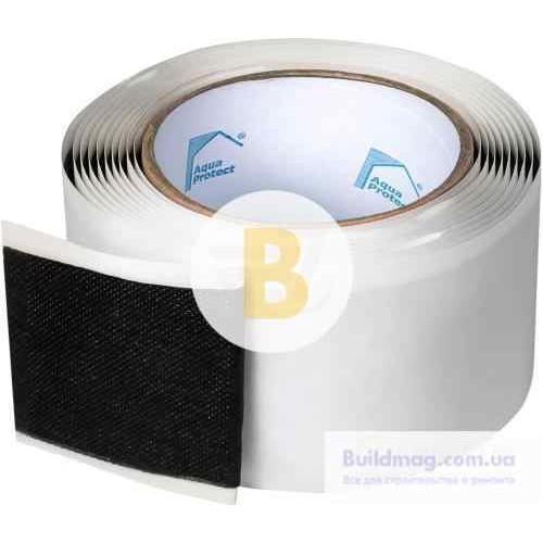 Лента герметизирующая Aqua Protect Aqua Protect (LT) нетканное полотно 50мм х 3 м.п 50 мм x 3 м