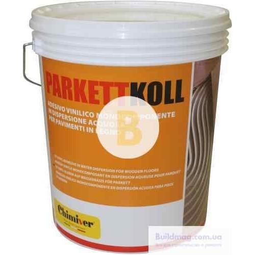 Клей для паркета виниловый Parkettkoll Listoni 20 кг