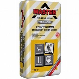 Штукатурка Master ® TechnoGips 30 кг
