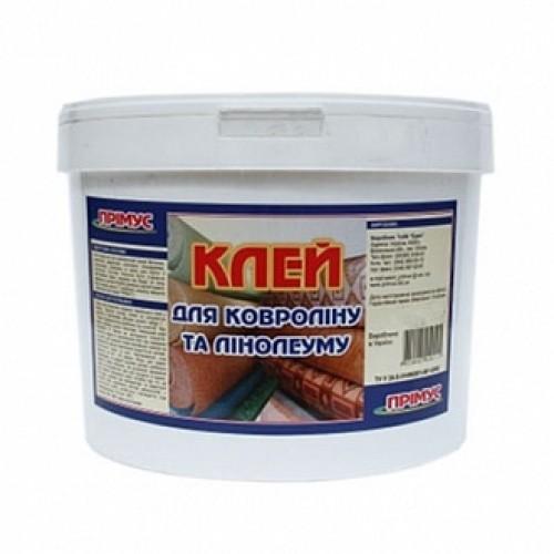 Клей для линолеума и ковролина Примус 4 кг