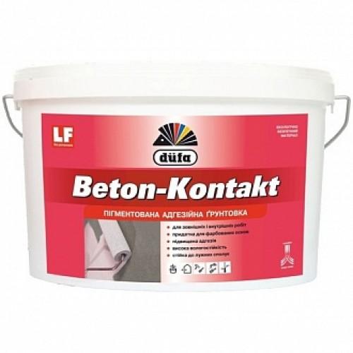 Адгезионная грунтовка Dufa Beton-Kontakt 1,4 кг