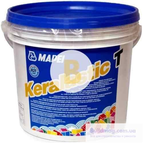 Клей для плитки Mapei Keralastic T 5кг