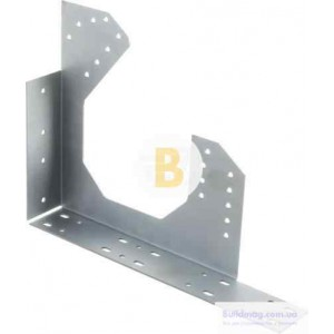 Кронштейн Кольчуга для фиксации ступеньки правый 300x220мм 50мм 1 шт.