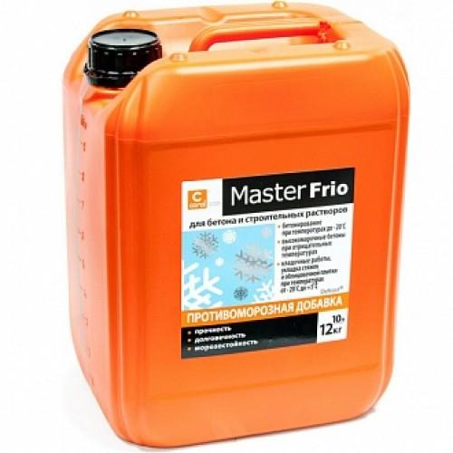 Противоморозная добавка Coral Master-Frio 10 л