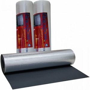 Алюфом Normaizol одностороннее фольгирование рулон 3 кв.м 3 мм