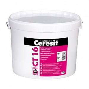 Грунтовочная краска адгезионная Ceresit CT 16 5 л