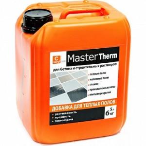 Добавка для тёплого пола Coral MasterTerm 5 л