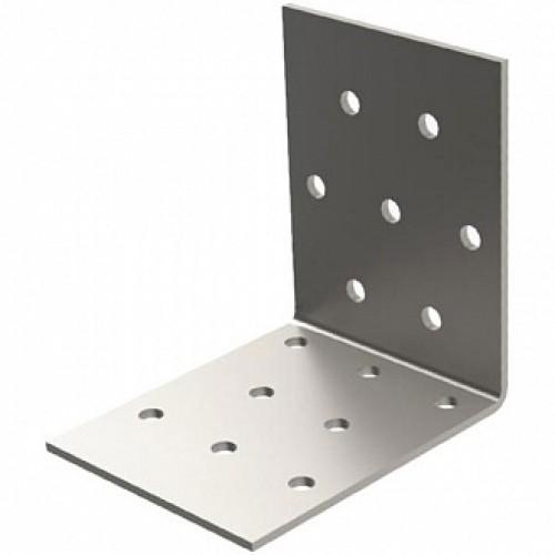 Металлический крепежный уголок 90x55x50мм 1,8мм