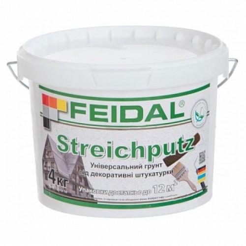 Адгезионная грунтовка Feidal Streichputz 4 кг