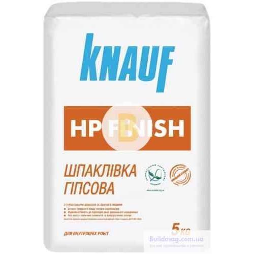 Шпаклевка Knauf НР FINISH 5 кг