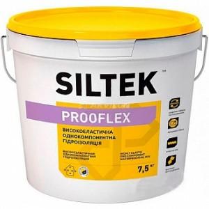 Гидроизоляционная смесь Siltek Prooflex, 7,5 кг