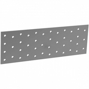 Перфорированная пластина 80x240x2мм