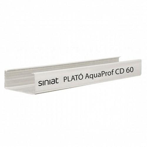 Профиль Siniat AquaProf с полимерным покрытием CD 60/3 м