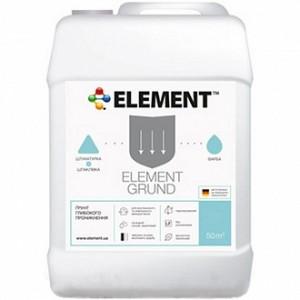 Грунтовка глубокого проникновения Element Grund 5 л