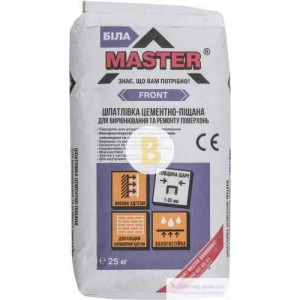Штукатурка Master ® Front 25 кг
