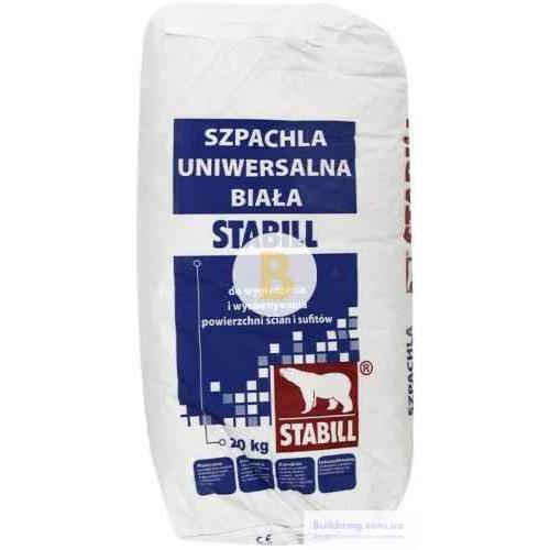 Шпаклевка STABILL PSZ-11 20 кг