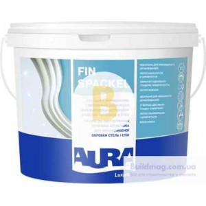 Шпаклевка Aura Luxpro Fin Spaсkel 1,2 кг