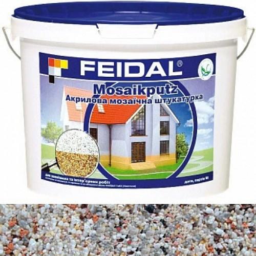 Декоративная штукатурка мозаичная Feidal Mosaikputz maxi C30 1-4 мм 25 кг