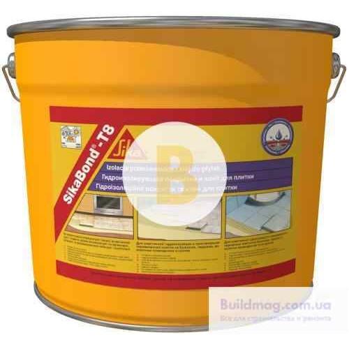 Клей влагостойкий поулиретановый для плитки Bond T8 13,4кг