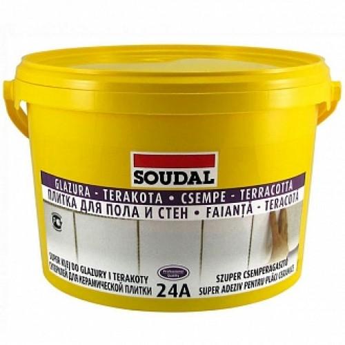 Клей для плитки SOUDAL 24 А 15кг