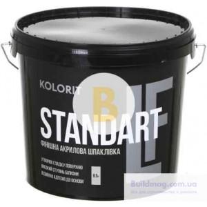 Шпаклевка Kolorit Standart LF 8,5 кг