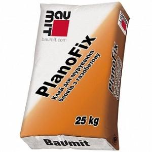 Клей для блоков Baumit PlanoFix 25 кг