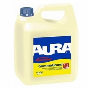 Грунтовка глубокого проникновения Aura Koncenntrat GammaGrund 10 л