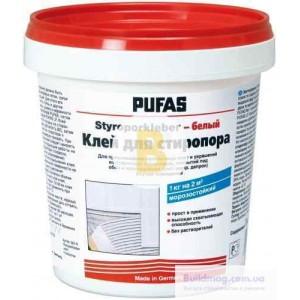 Клей для обоев PUFAS Styroporkleber 1 кг