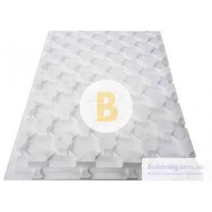 Плиты полистирольные HIRSCH EPS 120 FHP 1200*600*20 мм для теплого пола