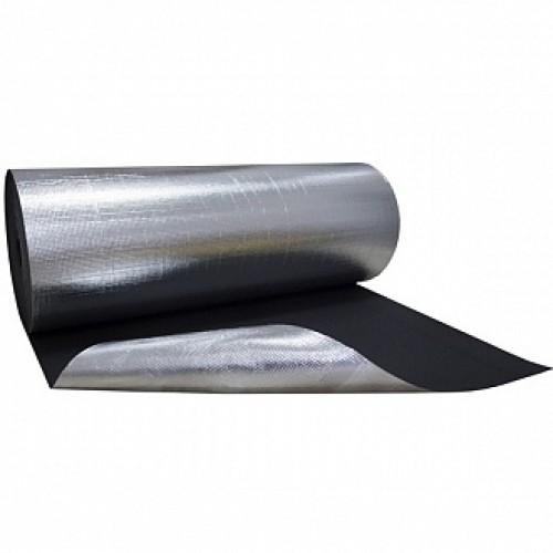 Алюфом Normaizol тип А одностороннее фольгирование 4 мм