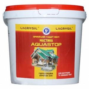 Мастика гидроизоляционная Lacrysil AQUASTOP 3 кг